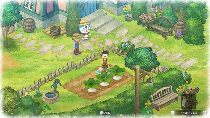 Doraemon-Reseña-Cultivo