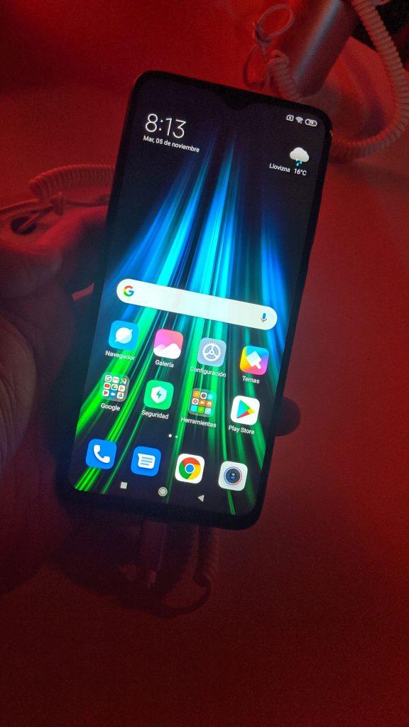 Xiaomi presentó el Redmi Note 8 Pro en México