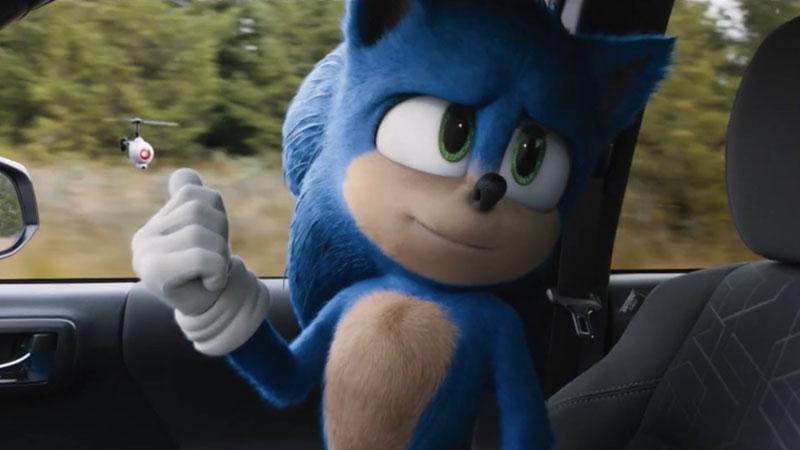 Nuevo diseño de Sonic The Hedgehog
