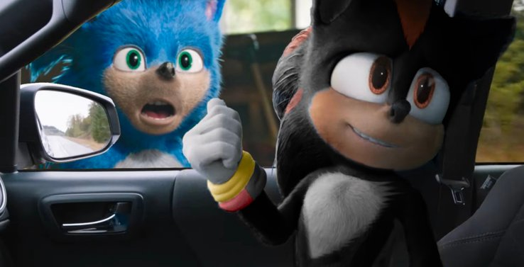 Sonic y Shadow