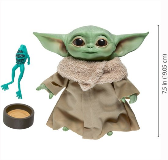 Baby Yoda por Hasbro