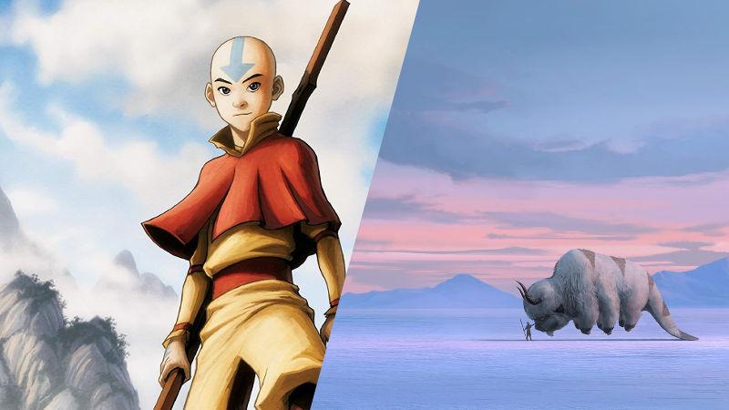 Netflix está por comenzar su propia versión de Avatar: The Last Airbender