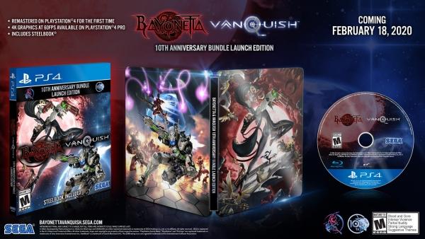 Bayonetta & Vanquish saldrán en paquete doble