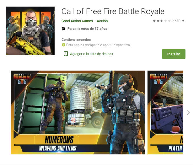 Call-of-Free-Fire