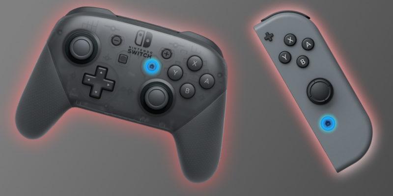 Controles de Switch