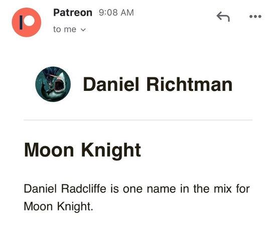 Daniel Radcliffe sí entraría a las películas de Marvel, aunque no como Wolverine