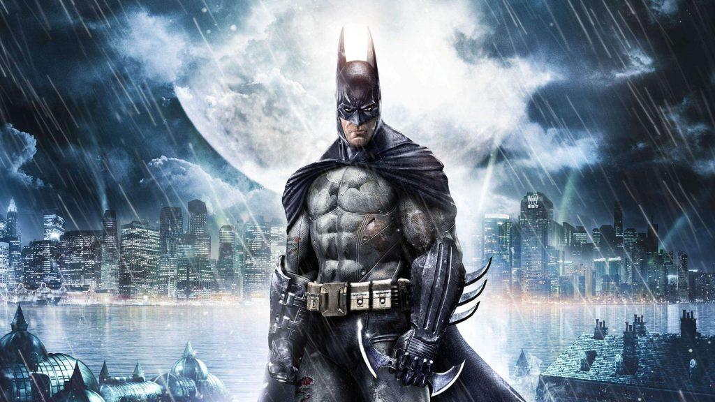 Batman en Arkham Asylum podría ser el estilo de Robert Pattinson