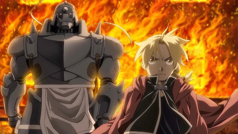 Animes en Netflix: Full Metal Alchemist Brotherhood