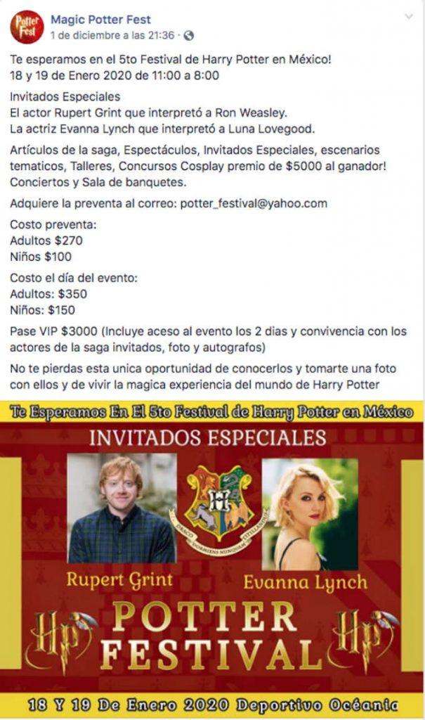 Harry-Potter-Festivañ