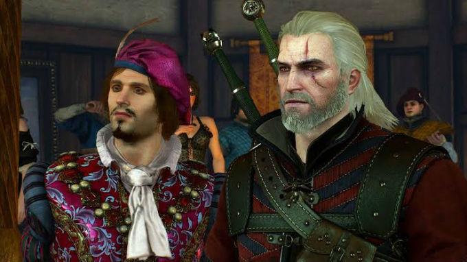 The-Witcher-Jaskier-Geralt