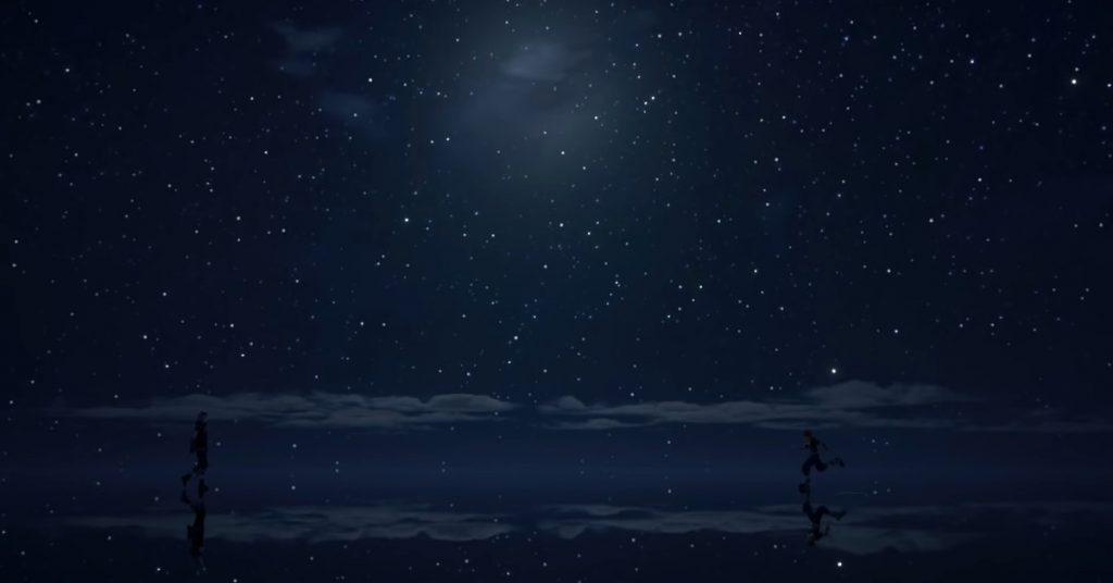 Sora y Yozora en Re Mind.
