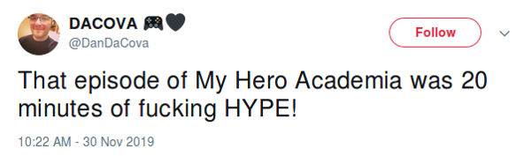 My Hero Academia: El Episodio 70 emociona a los fans