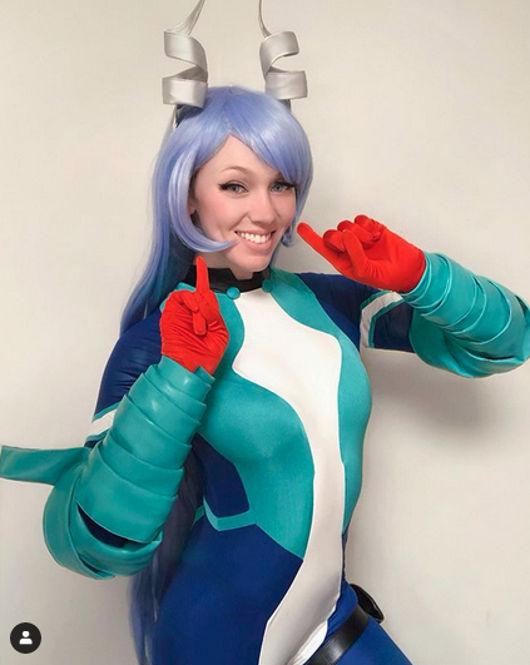 My Hero Academia: ¿Te gustó el cosplay de Penberly de Nejire? ¡Pues hay más fotos!