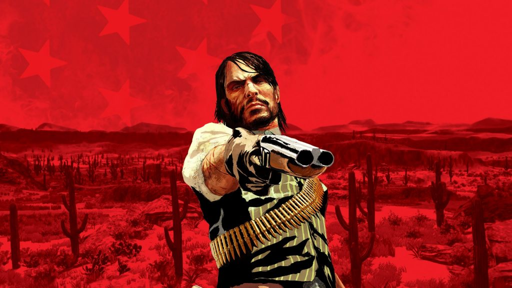 Red Dead Redemption 10 mejores juegos