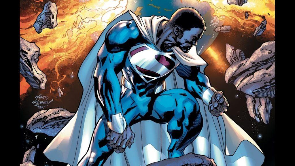 Superman de Tierra 2 en el Universo de DC