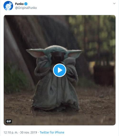Baby Yoda pronto tendrá sus propios Funko Pops