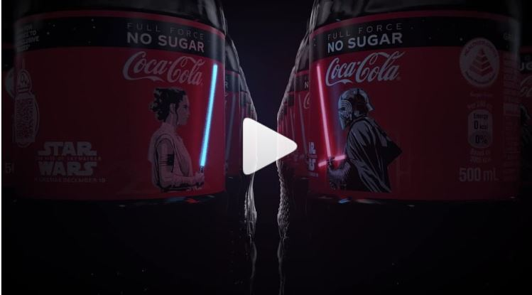 Coca-Cola Star Wars 2019