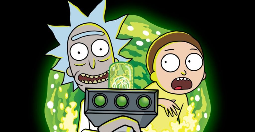 Serie Rick and Morty