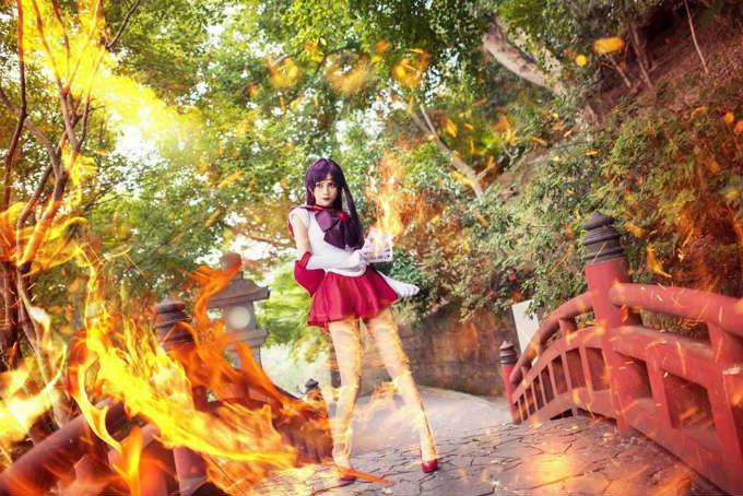 Asuka-Sailor-MArs