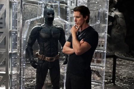 Christian Bale en Batman por Christopher Nolan.