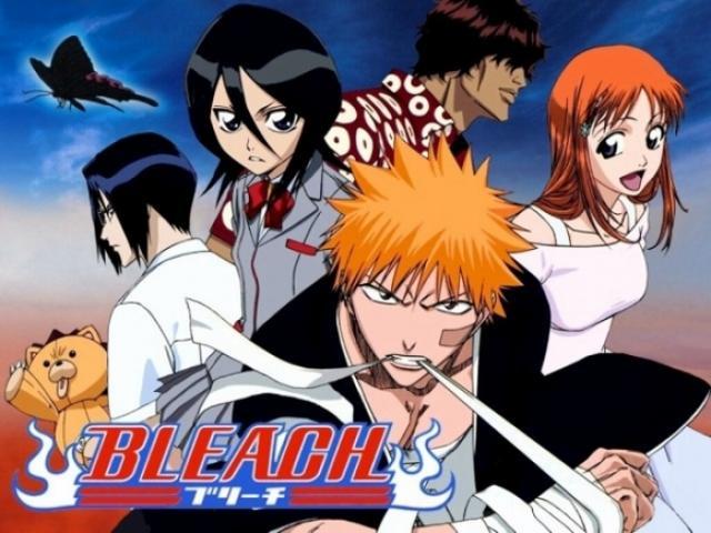 Animes en Netflix: Bleach
