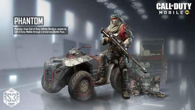 Call of Duty: Mobile y lo que trae la Temporada 3