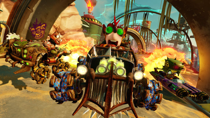 Activision anuncia la última temporada de Crash Team Racing Nitro-Fueled