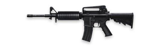 Conoce los rifles de asalto en Free Fire