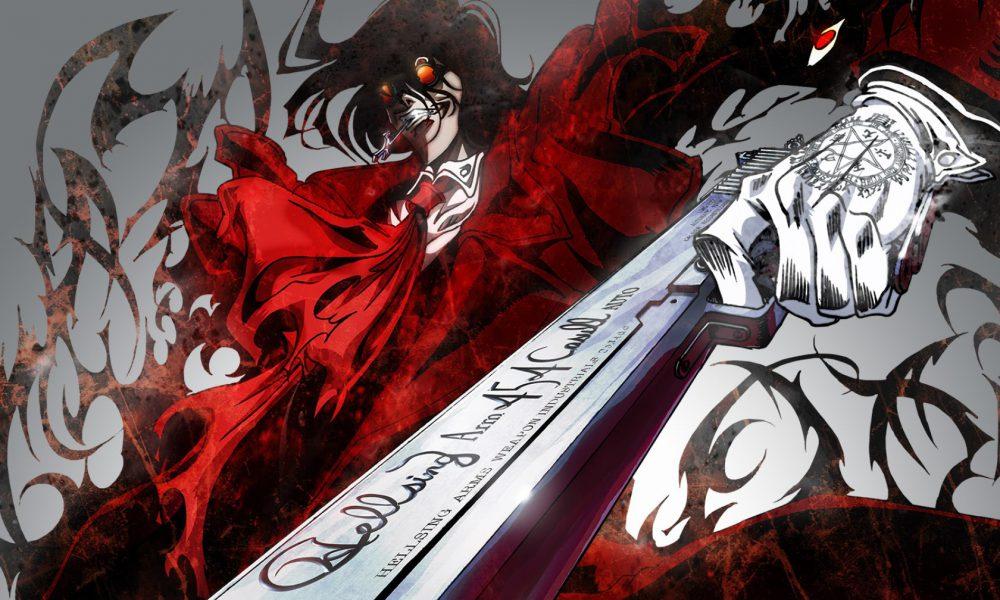 Animes en Netflix: Hellsing