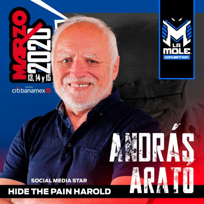 Hide-The-Pain-Harold-La-Mole