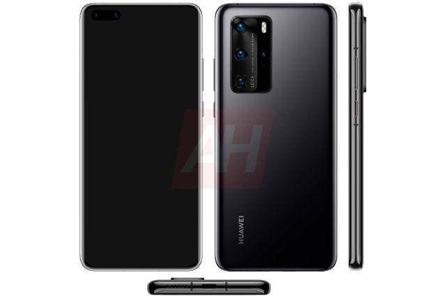 Huawei P40 Pro revolucionaría así la fotografía con sus 7 cámaras