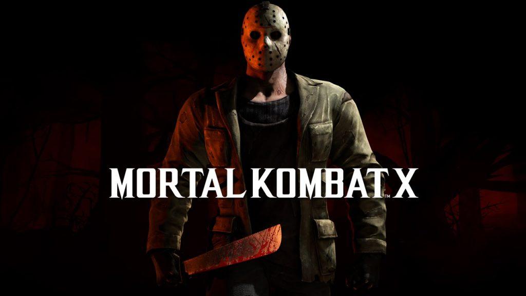 Jason en Mortal Kombat 11