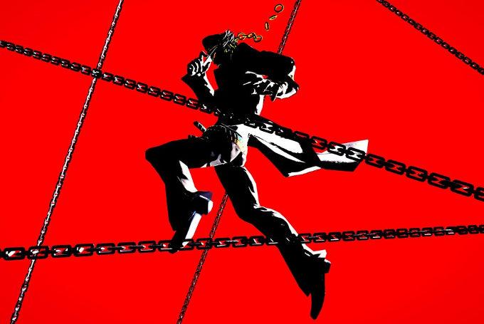 Fan imagina a Jotaro de JoJo's Bizarre Adventure como el Phantom Thief