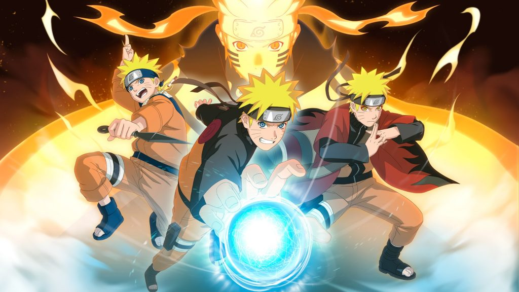 Animes en Netflix: Naruto y Naruto Shippuden