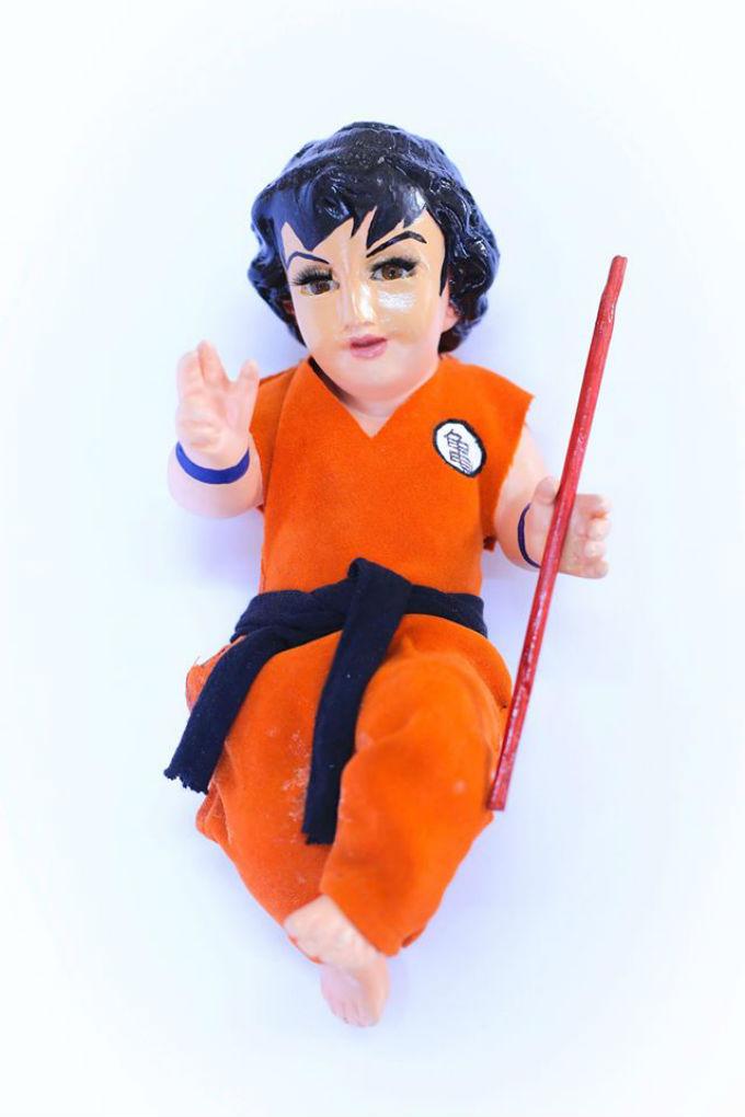 Goku-Niño-Dios