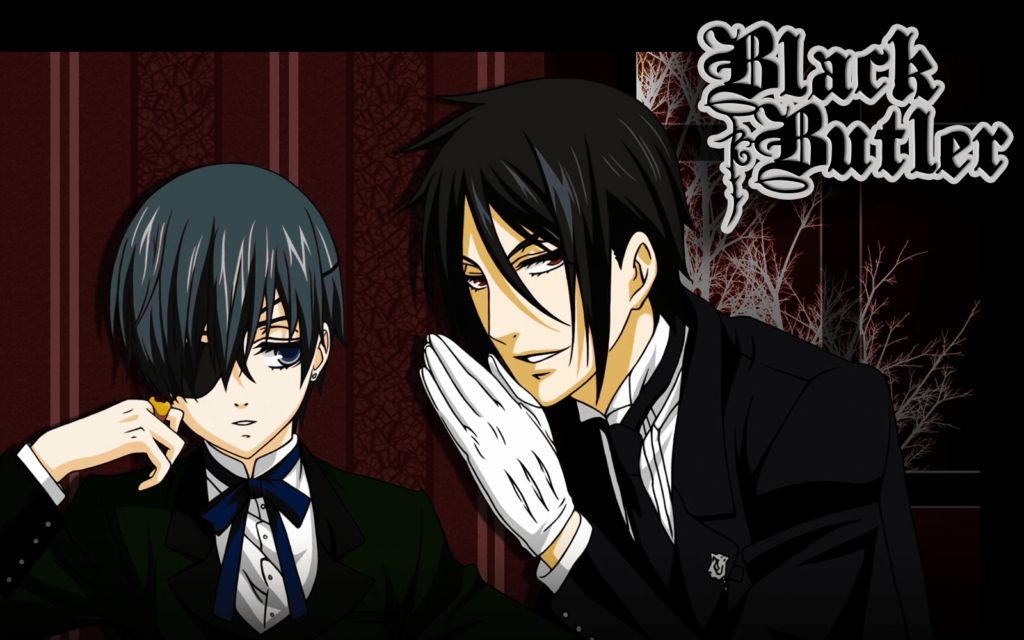Animes en Netflix: Black Butler