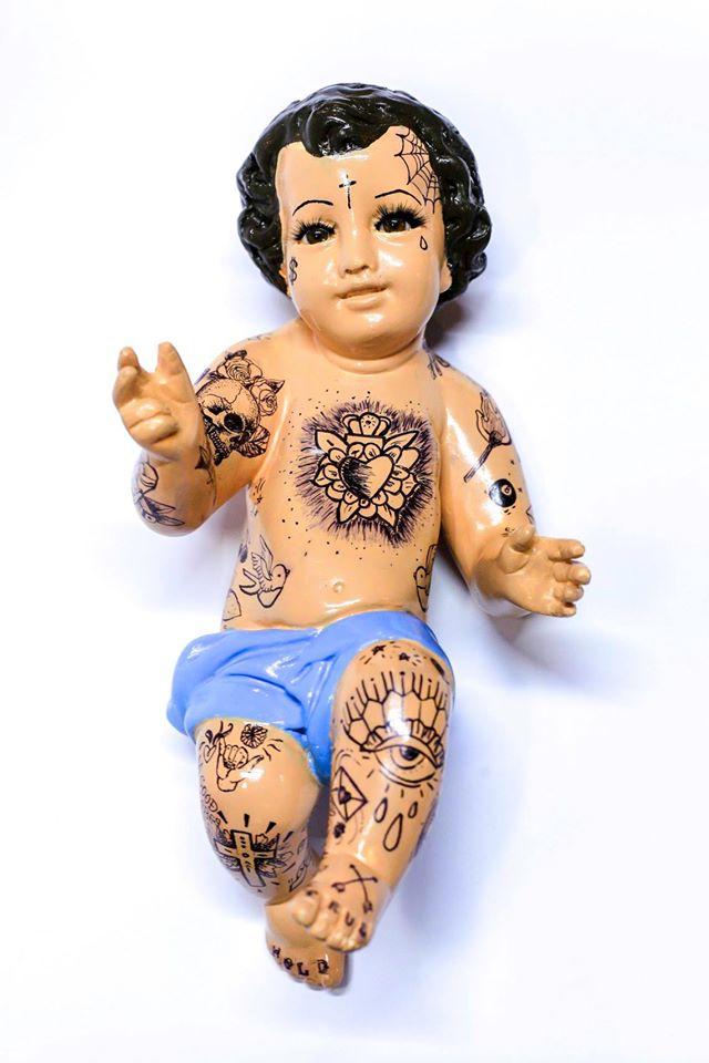 Cholo-Niño-Dios