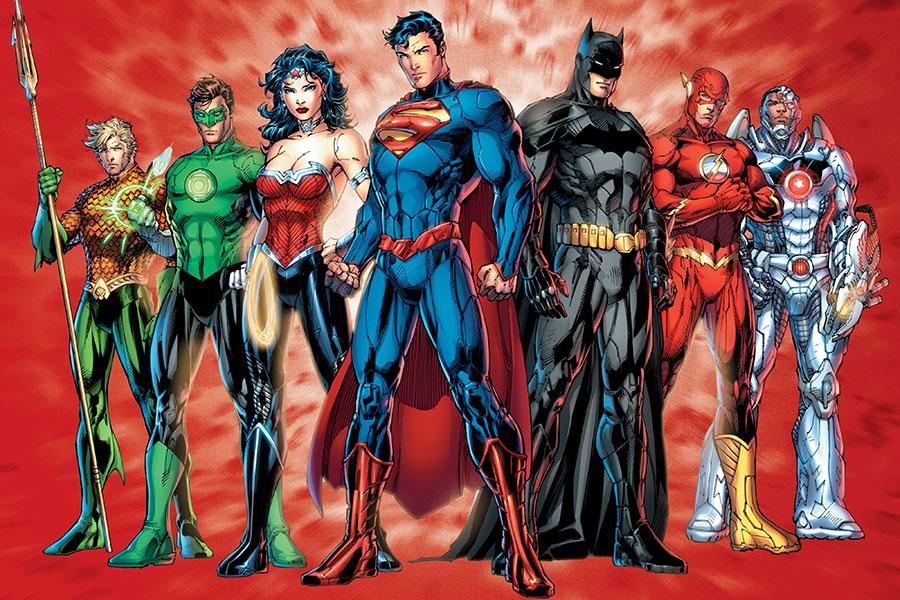 El juego podría ser de Justice league