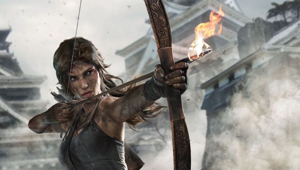 Lara Croft como referente femenino