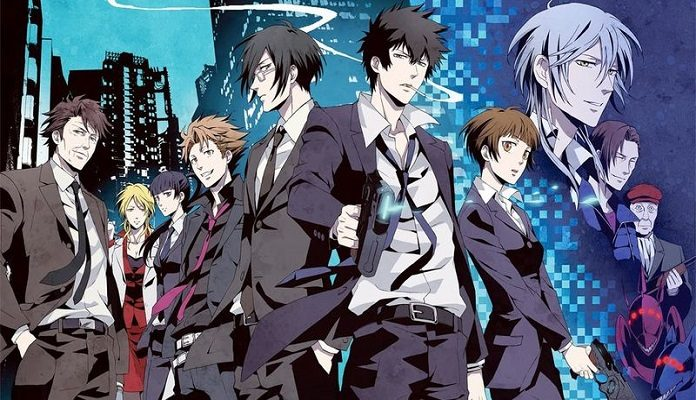 Animes en Netflix: Psycho-Pass