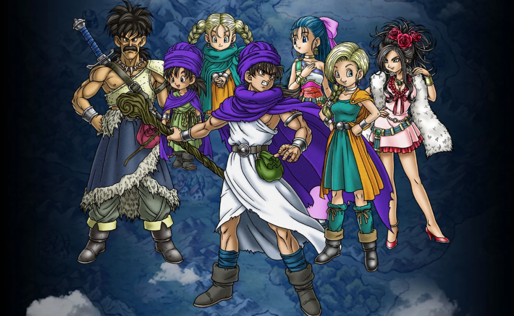 Dragon Quest Your Story Solo No Veas El Final Tierragamer