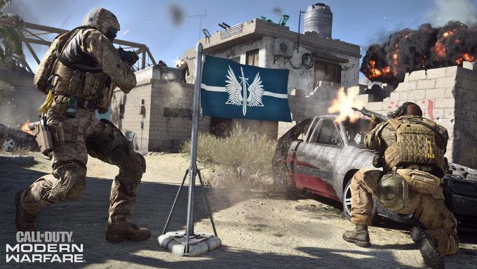 Call of Duty: Modern Warfare muestra su Temporada 2