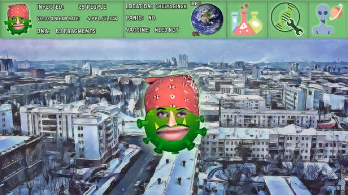 Coronavirus-Simulater-Gameplay