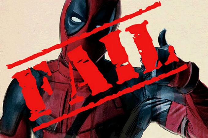 Deadpool-Fail