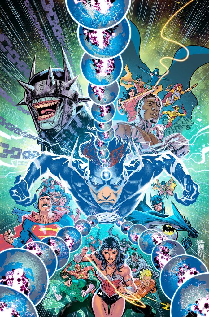 Doomsday Clock, DC Cómics