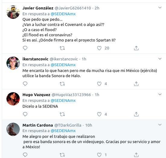 Ejército Mexicano usó una canción de Halo en un video y los gamers enloquecieron