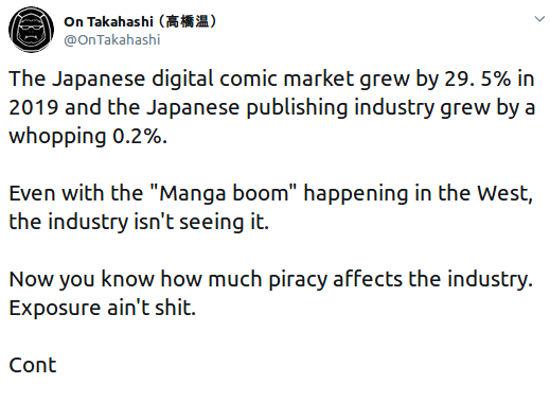 Reporte revela cómo la piratería está matando la industria del manga