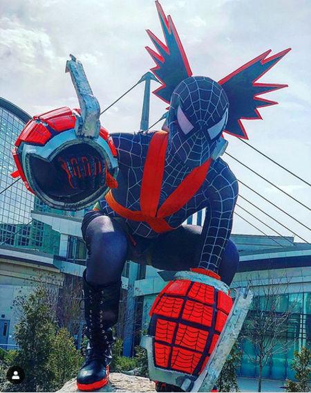 My Hero Academia: Kacchan y Spider-Man se fusionan espectacularmente