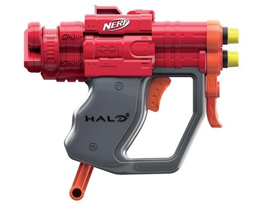 SPNKR de Nerf para la línea de juguetes de Halo