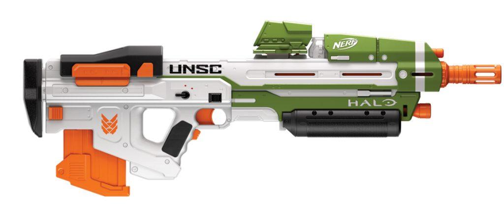 Nueva arma de Halo Infinite